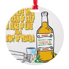 3-Tequila Ornament