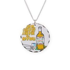 3-Tequila Necklace