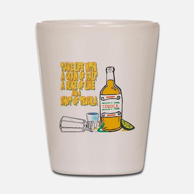 3-Tequila Shot Glass