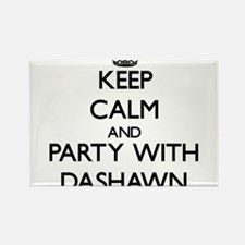 Keep Calm and Party with Dashawn Magnets