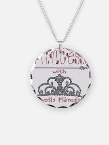 Cystic Fibrosis Princess Necklace