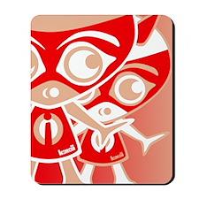 ImpGreetCardStencilP Mousepad