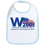 W in 2008 Joke Bib