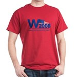 W in 2008 Joke Dark T-Shirt