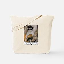 Hunka Burning Love Splash Tote Bag