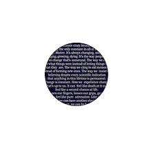 greyschangejournal Mini Button