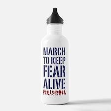 march Water Bottle