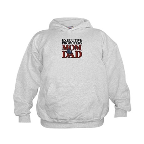 Executive Producers New Mom & Dad Kids Hoodie