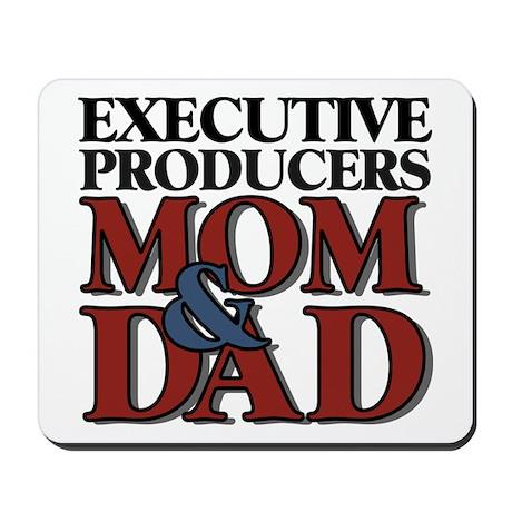 Executive Producers New Mom & Dad Mousepad