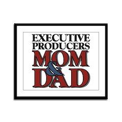 Executive Producers New Mom & Dad Framed Panel Pri