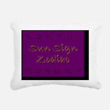2-sun_cover Rectangular Canvas Pillow
