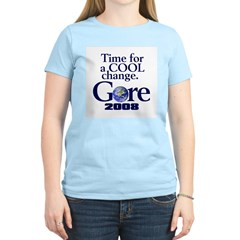 COOL CHANGE Women's Pink T-Shirt