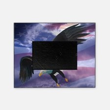 freedom eagle  Picture Frame