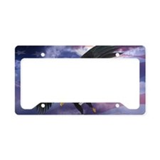 freedom eagle  License Plate Holder