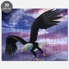 freedom eagle  Puzzle
