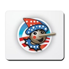 Obama Lied Mousepad