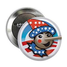 """Obama Lied 2.25"""" Button"""