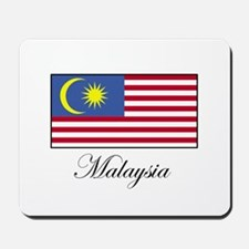 Malaysia - Malaysian Flag Mousepad