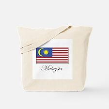 Malaysia - Malaysian Flag Tote Bag