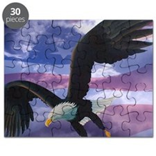 freedom eagle square 2 Puzzle