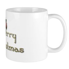 DeckHallsInside Small Mug