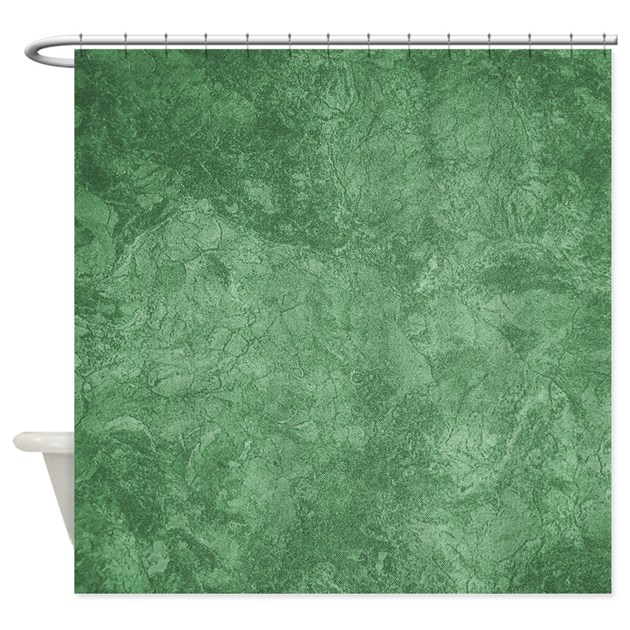 Sage Green Shower Curtain By Fan2fan