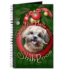 DeckHalls_ShihPoos_Maggie Journal