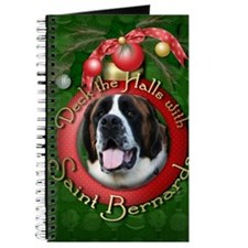 DeckHalls_Saint_Bernards_Mae Journal