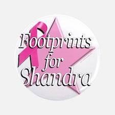 "Footprints for Shandra 3.5"" Button"