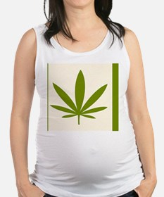 Cannabian Maternity Tank Top