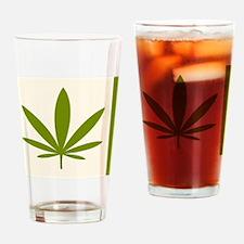 Cannabian Drinking Glass