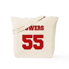 powers-back Tote Bag