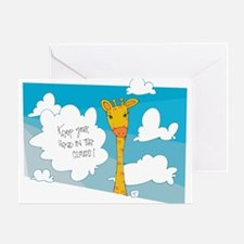 Not a Tall Order Greeting Cards