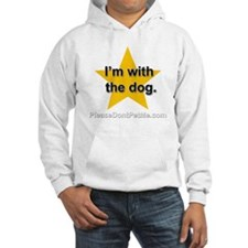 Im with the dog apparel plus siz Hoodie