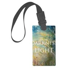 PSTR-from darkness to light Luggage Tag