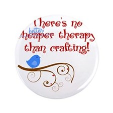 "craft-therapy 3.5"" Button"