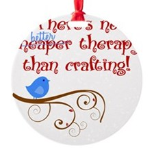 craft-therapy Ornament