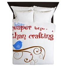 craft-therapy Queen Duvet