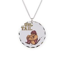 the_Turd_Tail Necklace