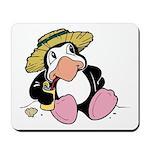 Beach Penguin Cute Cartoon Mousepad
