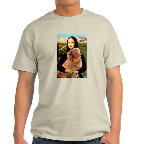 Mona's Nova....Retriever Light T-Shirt