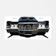 brouggg copy Aluminum License Plate