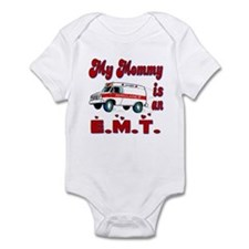 My Mommy is an EMT Infant Bodysuit