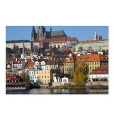 prague Postcards (Package of 8)