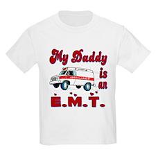 My Daddy is an EMT Kids T-Shirt