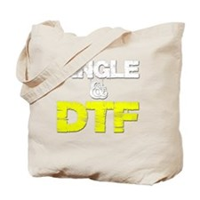 dtf-yellow Tote Bag