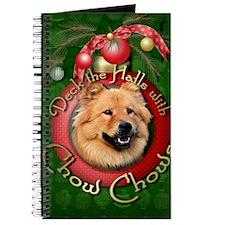 DeckHalls_Chow_Chow_Cinny Journal