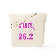 runlikeagirl_swirlpink26 Tote Bag