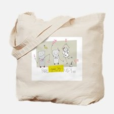 Feel Your Joy Fully Tote Bag