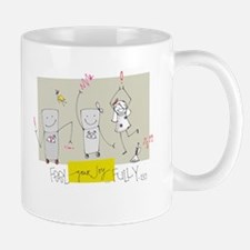 Feel Your Joy Fully Mugs